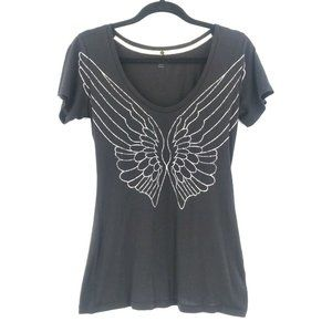 Victorias Secret Angel Wings T Shirt Womens M